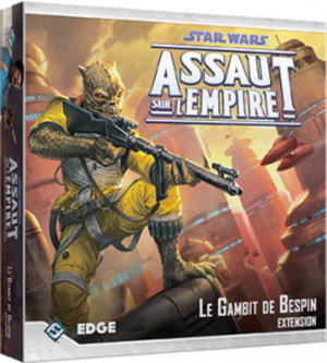 Star Wars - Assaut sur l'Empire : le Gambit de Bespin