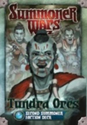 Summoner Wars: Tundra Orcs Second Summoner