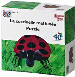 la coccinelle mal lun e puzzle la coccinelle mal lun e puzzle jeu de soci t tric trac. Black Bedroom Furniture Sets. Home Design Ideas