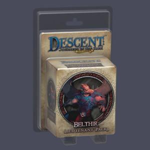 Descent : Voyages dans les Ténèbres ! - Pack Lieutenant Belthir