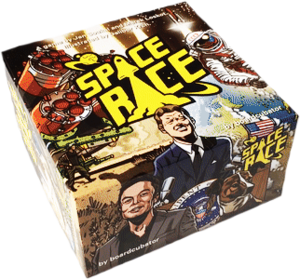 Space Race : The card game