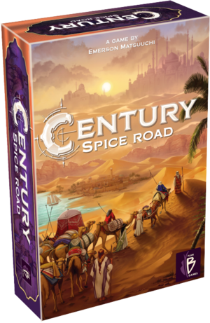 Century : La route des épices