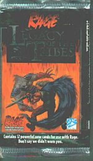 Rage : Legacy Of The Tribes