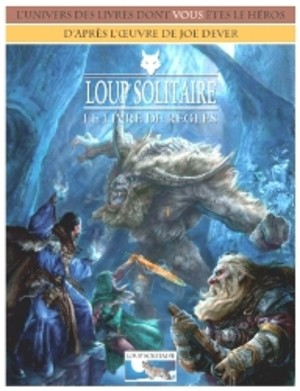 Loup Solitaire : Livre de règles