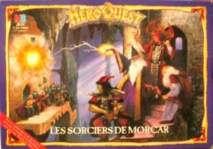 Heroquest : Les Sorciers de Morcar