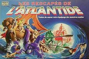 Les Rescapés de l'Atlantide