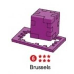 Happy Cube - Niveau 6 - Violet