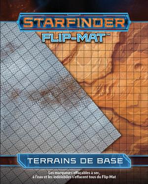 Starfinder : Flip Mat Terrains de base