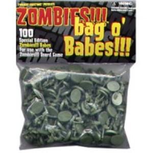 Zombies!!! Bag o'Babes!!!