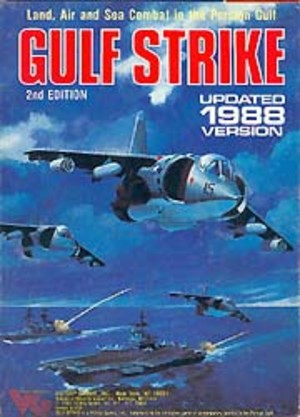 Gulf Strike (2nd Edition)