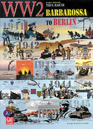WW2 Barbarossa to Berlin