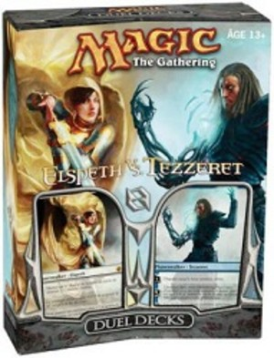 Magic the Gathering - Elspeth vs. Tezzeret