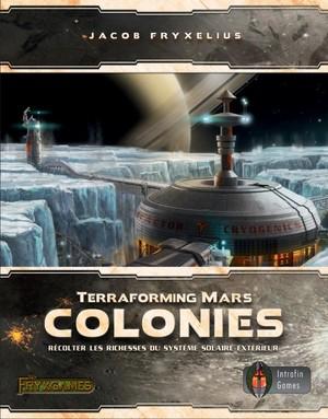 Terraforming Mars : Colonies
