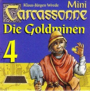 Carcassonne : Die Goldminen