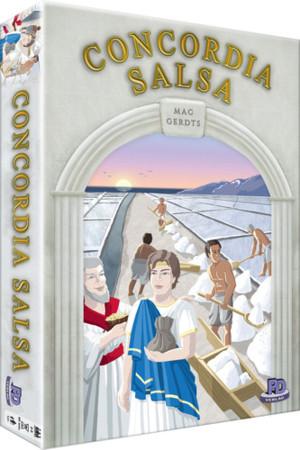 Concordia : Salsa