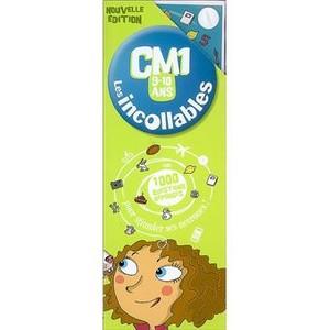 Les Incollables Cm1 9-10 ans