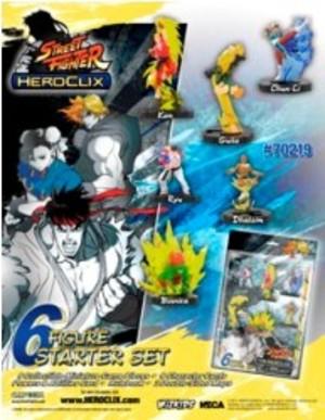 Heroclix : Street Fighter