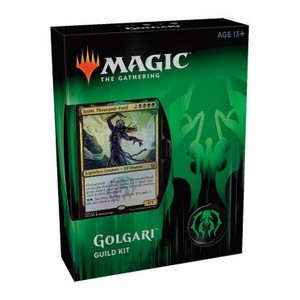 Magic The Gathering – Kit de Guilde - Les Guildes de Ravnica : Golgari