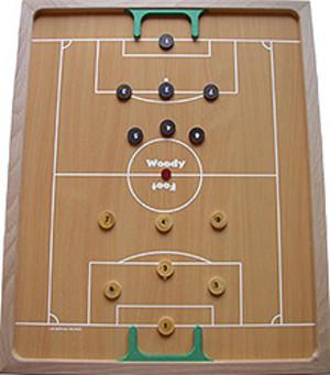 woody foot woody foot un jeu de daniel levalois jeu de soci t tric trac. Black Bedroom Furniture Sets. Home Design Ideas