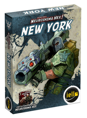 Neuroshima Hex ! : New York