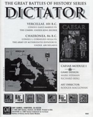 Caesar - The Civil Wars : Dictator