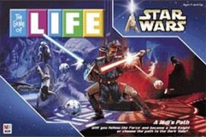 Star Wars - The Game of Life : A Jedi's Path