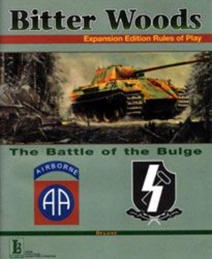 Bitter Woods - Deluxe Edition : Expansion kit