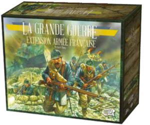 La Grande Guerre : Extension Armée Française