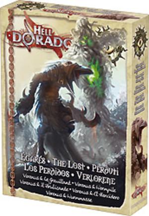 Hell Dorado : Vorenus et le Grouillant