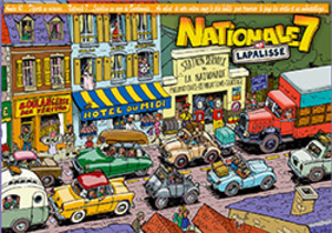 Nationale 7  - Lapalisse