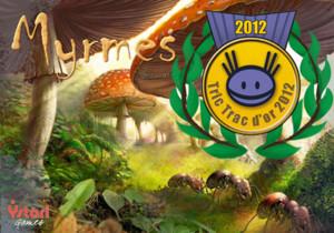 Les Tric Trac d'Or 2012 sont