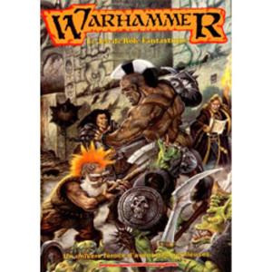 Warhammer, le jeu de rôle fantastique