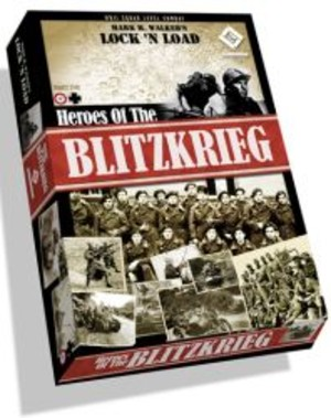 Lock'n Load : Heroes of the Blitzkrieg