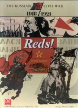 Reds ! The Russian Civil War