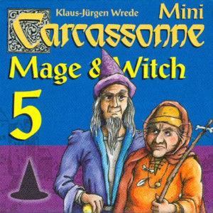 Carcassonne : Mage & Witch