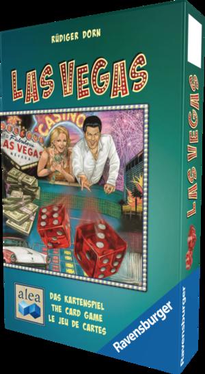 Las Vegas: Le jeu de cartes