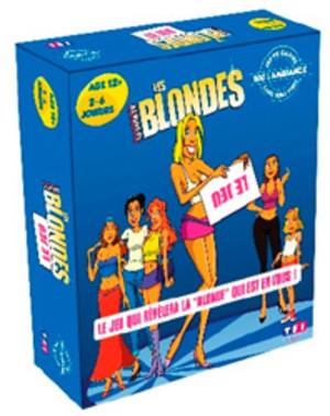 Les blondes : le jeu