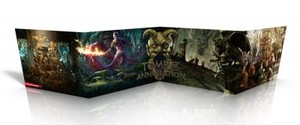 Dungeons & Dragons ® 5e édition  Ecran Tomb of Annihilation  VF