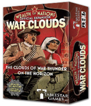 Wealth of Nations - War Clouds