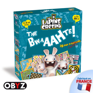 Lapins Crétins The Bwaaahte !