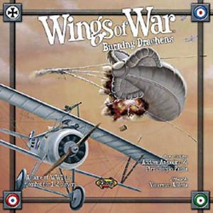 Wings of War - Burning Drachens