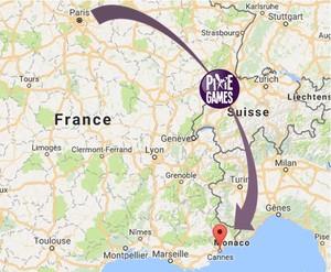 PixieGames monte les marches de Cannes 2017