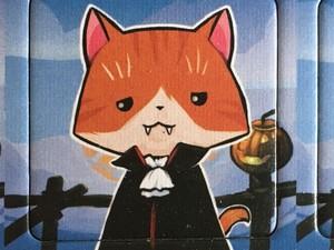 Meowtopia : Goodie Tuiles Halloween