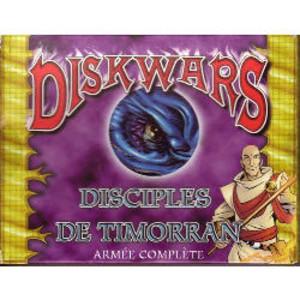 Diskwars - Disciples de Timorran