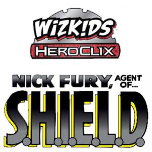 Marvel Heroclix : Nick Fury, Agent of S.H.I.E.L.D.