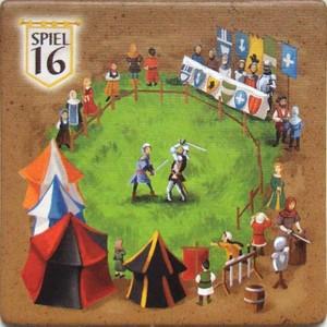 """Carcassonne - Tuile bonus """"Essen Spiel 2016"""""""