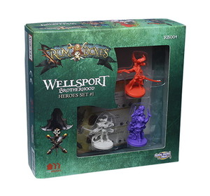 Rum And Bones: Wellsport Brotherhood Heroes Set 1