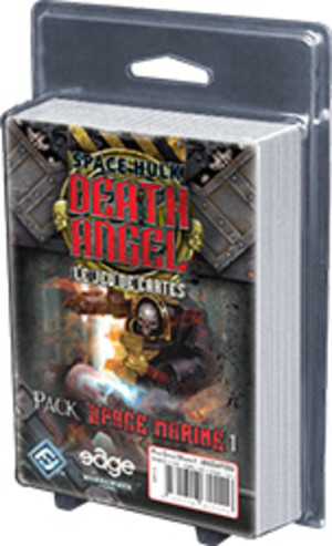 Death Angel : Pack Space Marine 1