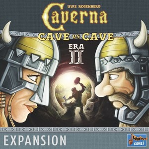 Cave vs Cave - Era II : The Iron Age