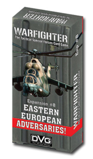 Warfighter : Expansion 8 - Eastern European Adversaries